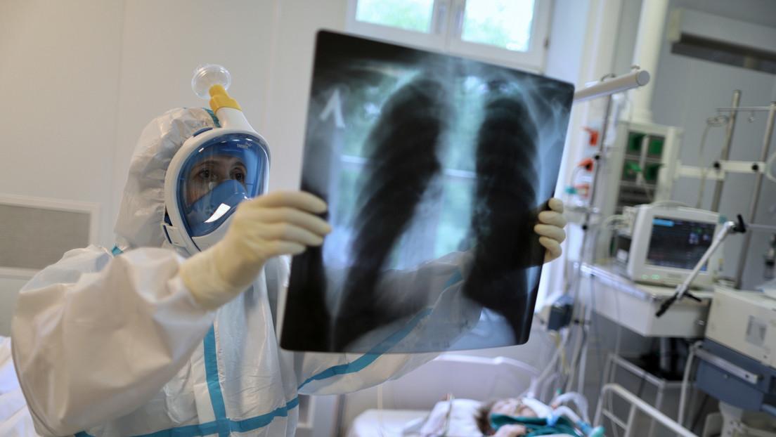Rusia detecta 8.946 nuevos casos de coronavirus en las últimas 24 horas