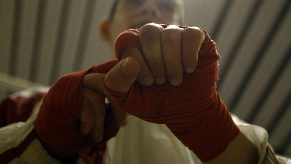 Boxeador turco asesina a su novia clavándole un cuchillo en en pecho