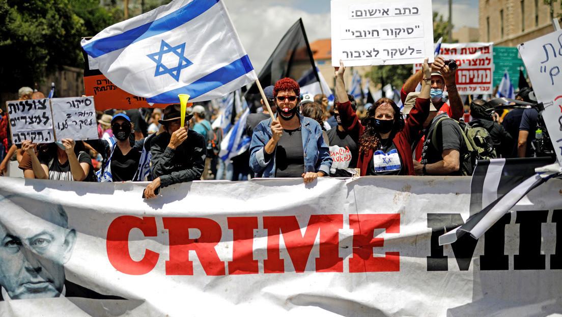 Corrupción y ocupación: Israel muestra su auténtica esencia