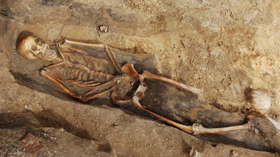Cementerio medieval hallado en Berlin devela la salvaje historia del nacimiento de la urbe