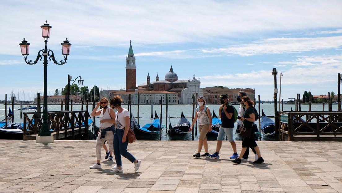 60.000 voluntarios controlarán las reglas de distanciamiento mientras dure la desescalada en Italia