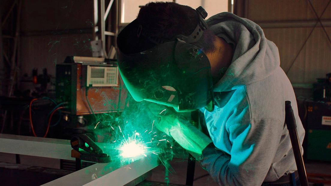 Crean un guante 'a lo Iron Man', capaz de cortar metales