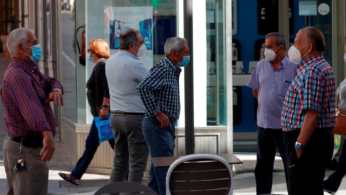¿Por qué España ha notificado casi 2.000 muertes menos por coronavirus que el día anterior?