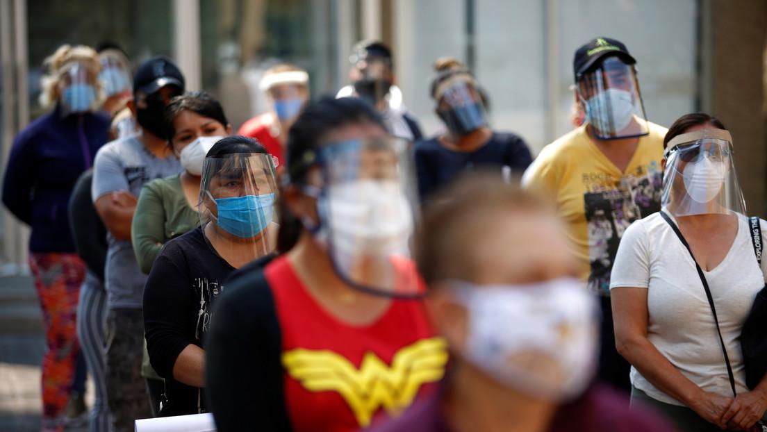México supera los 71.000 casos confirmados de coronavirus y suma 7.633 muertes