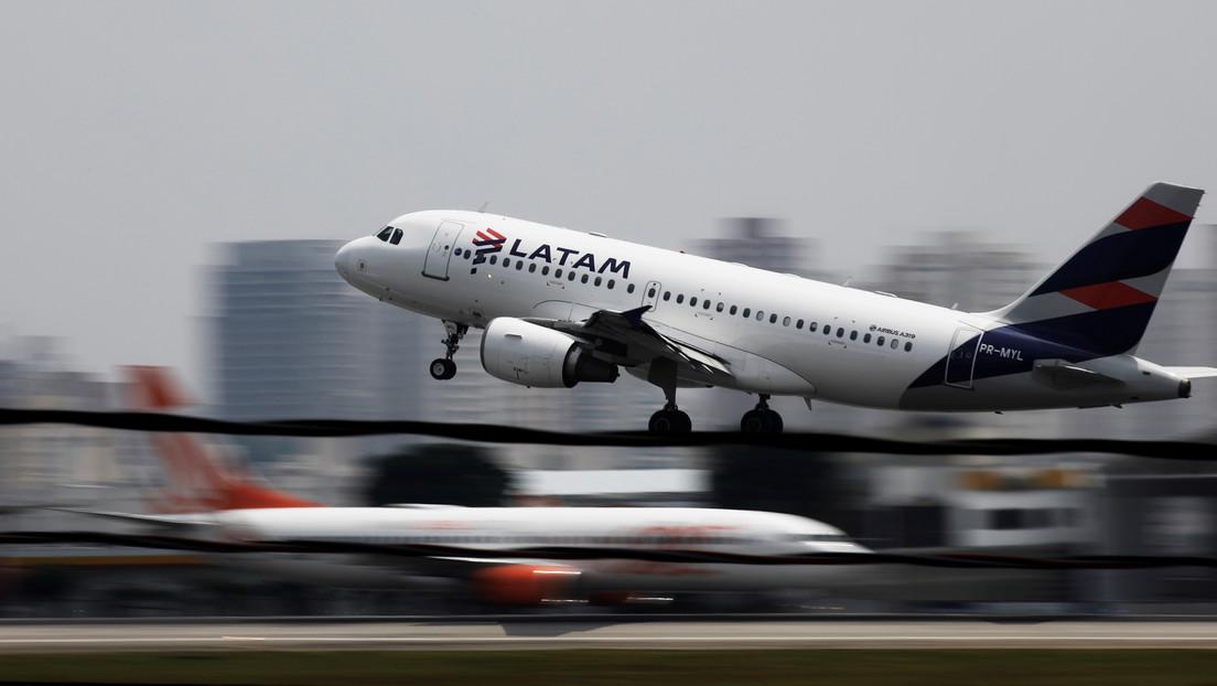 Latam Airlines solicita protección por bancarrota en EE.UU. por la crisis del covid-19