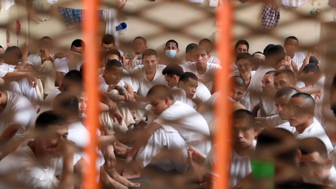 El coronavirus ya se coló en dos cárceles de El Salvador, uno de los sistemas penitenciarios más hacinados del mundo