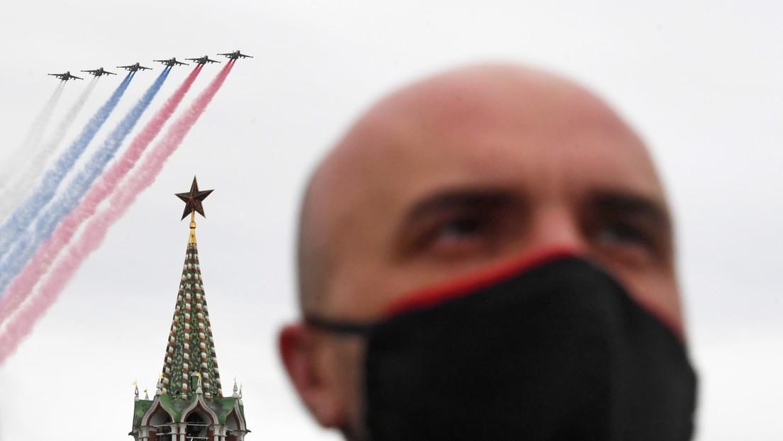 Putin anuncia que el desfile militar en honor al Día de la Victoria se celebrará el próximo 24 de junio