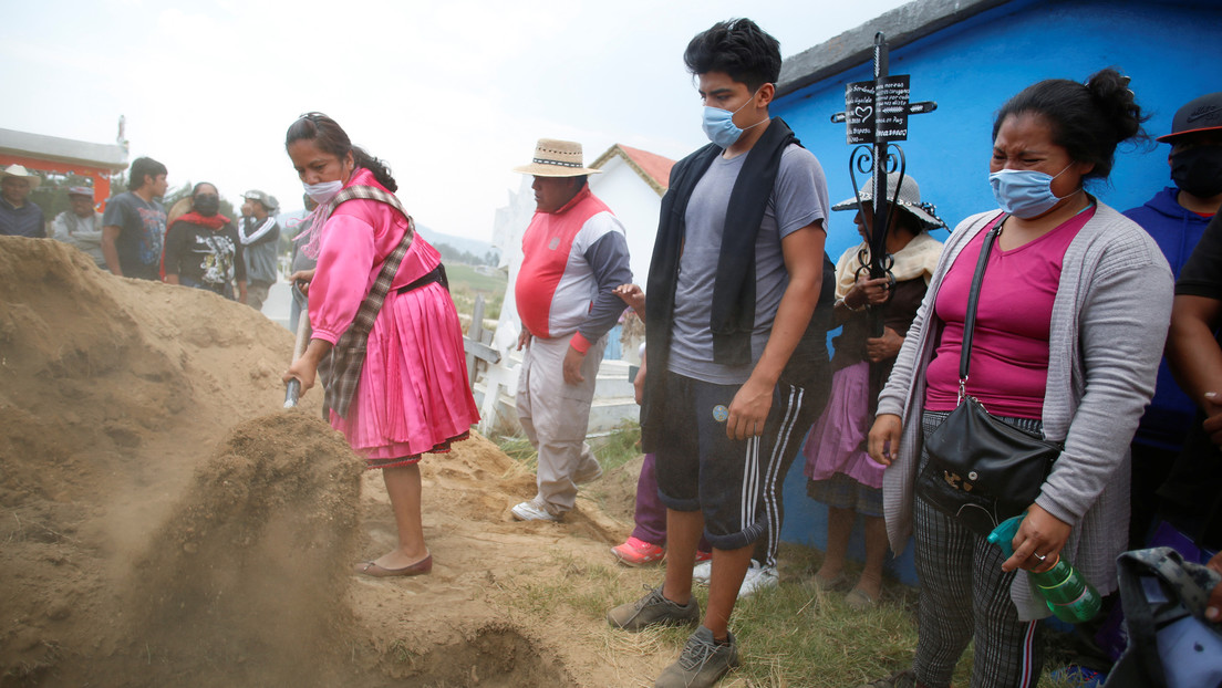 Un estudio constata 8.000 muertes adicionales en Ciudad de México en medio de la pandemia de covid-19