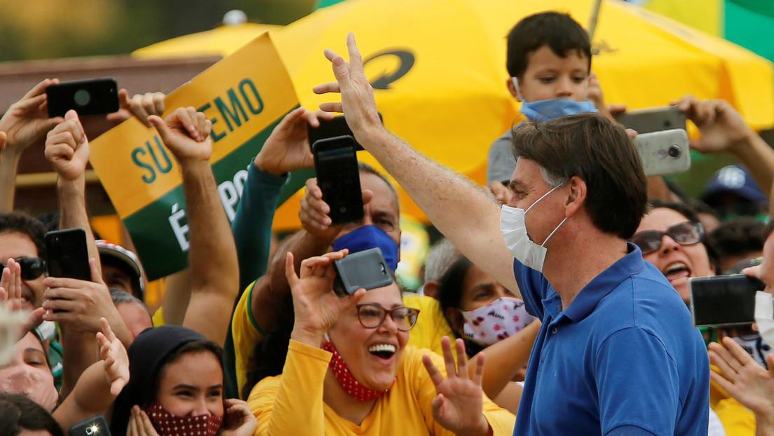 Las reformas ministeriales de Bolsonaro en plena pandemia: pierde dos ministros de la Salud y ofrece más protagonismo a los militares