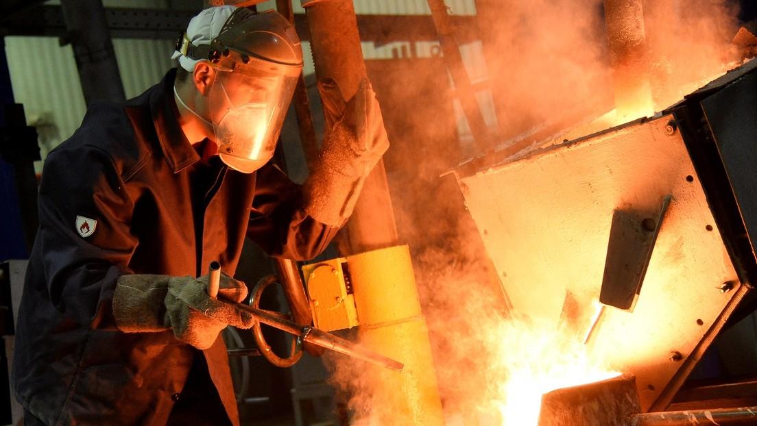 Rusia incrementó la producción de oro en más de un 9 % en 2019