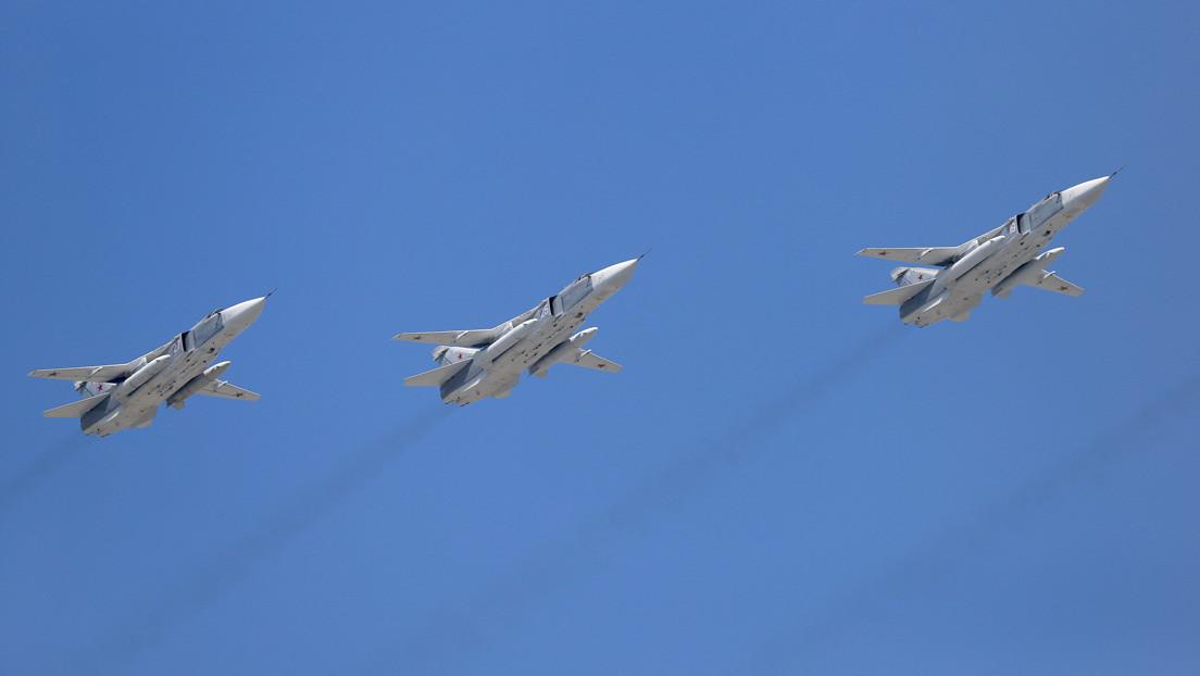 Rusia procede a actualización a gran escala de todos los bombarderos pesados Tu-22M3