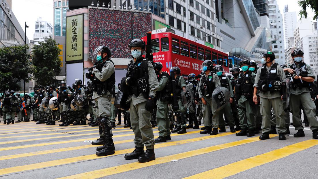 Presidente del Consejo Europeo: La UE busca proteger la autonomía de Hong Kong