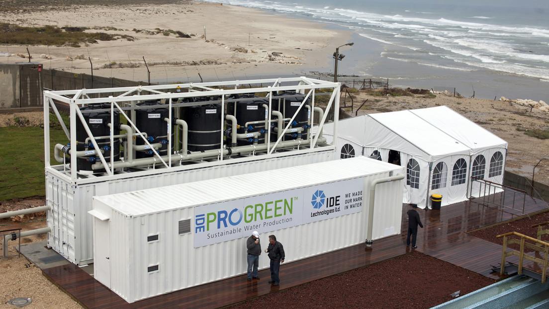 Israel decide no adjudicar la planta de desalinización más grande del mundo a una empresa china tras la visita de Pompeo