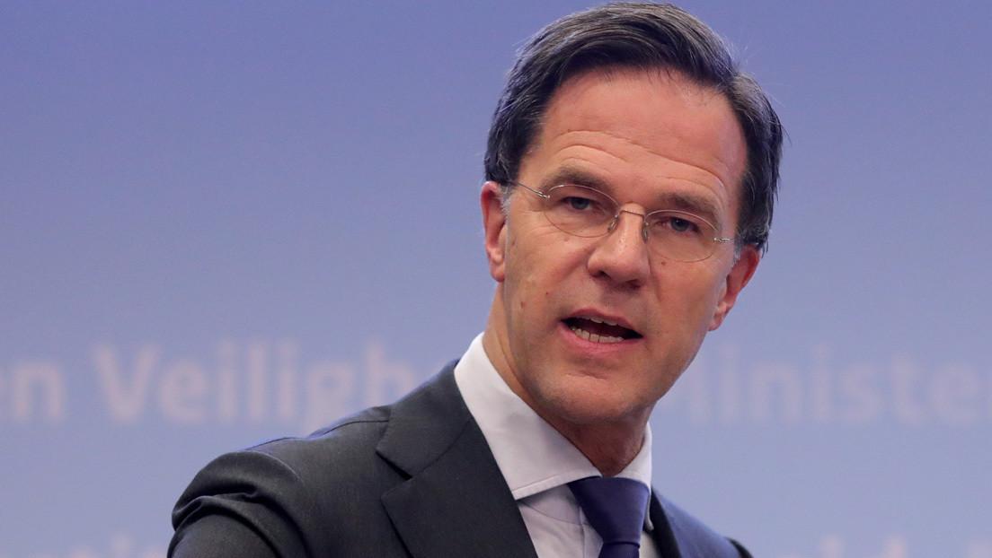 El primer ministro de los Países Bajos no pudo ver a su madre antes de morir debido al confinamiento