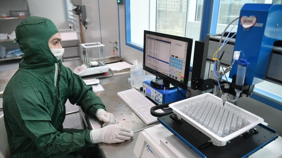 Desarrollan en Rusia un nuevo método para detectar el coronavirus