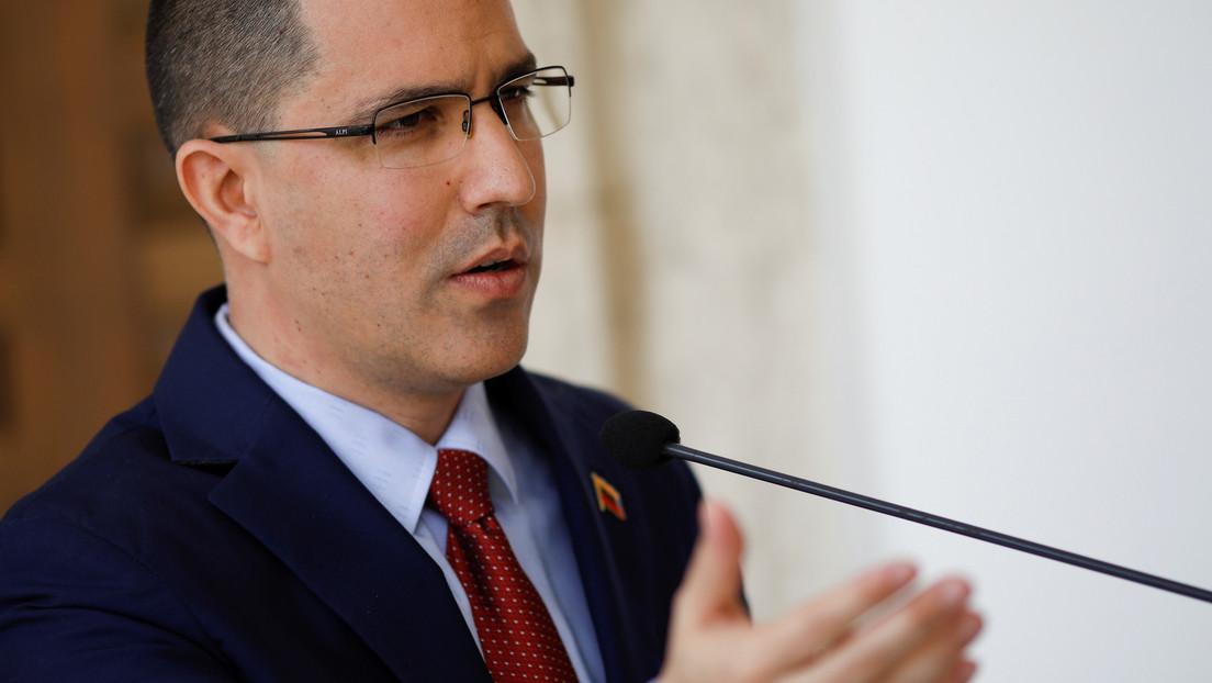 """El canciller de Venezuela acusa a su par de Brasil de cometer un genocidio """"cruel y escandaloso"""""""