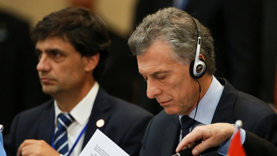 Escándalo en Argentina por el supuesto espionaje ilegal a oficialistas y opositores durante el macrismo