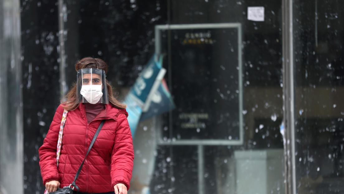 Argentina reporta 600 casos nuevos de coronavirus y suma un total de 13.228 contagios