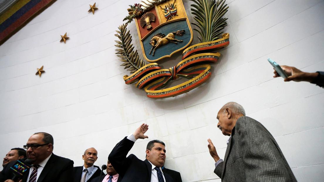 Tribunal Supremo de Venezuela ratifica a Luis Parra como presidente de la Asamblea Nacional