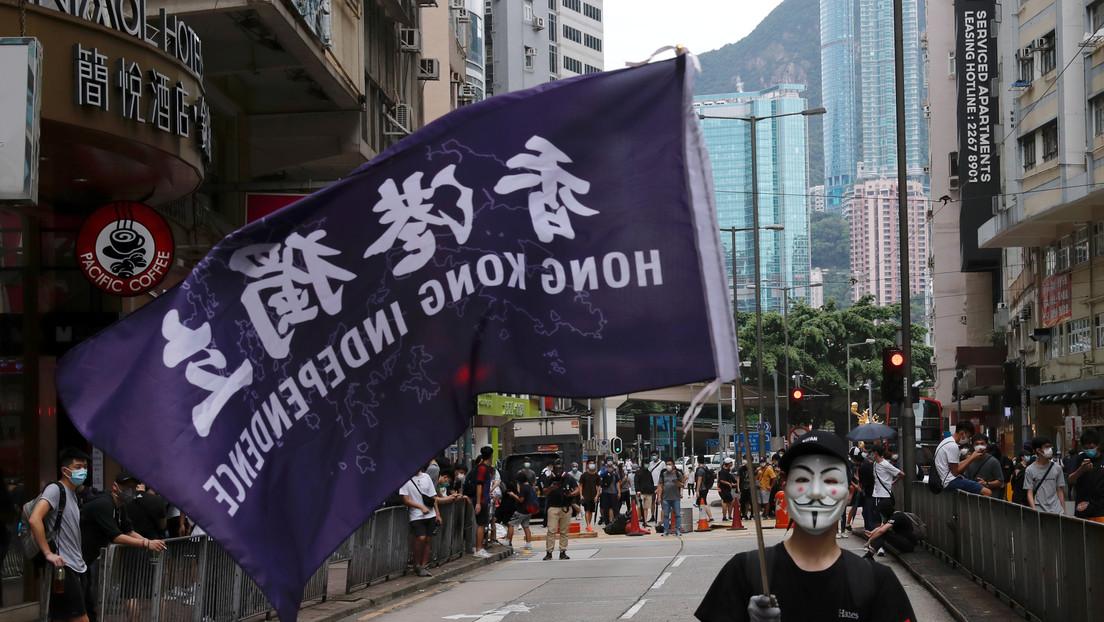 EE.UU. podría sancionar a empresas y funcionarios chinos por la represión contra Hong Kong