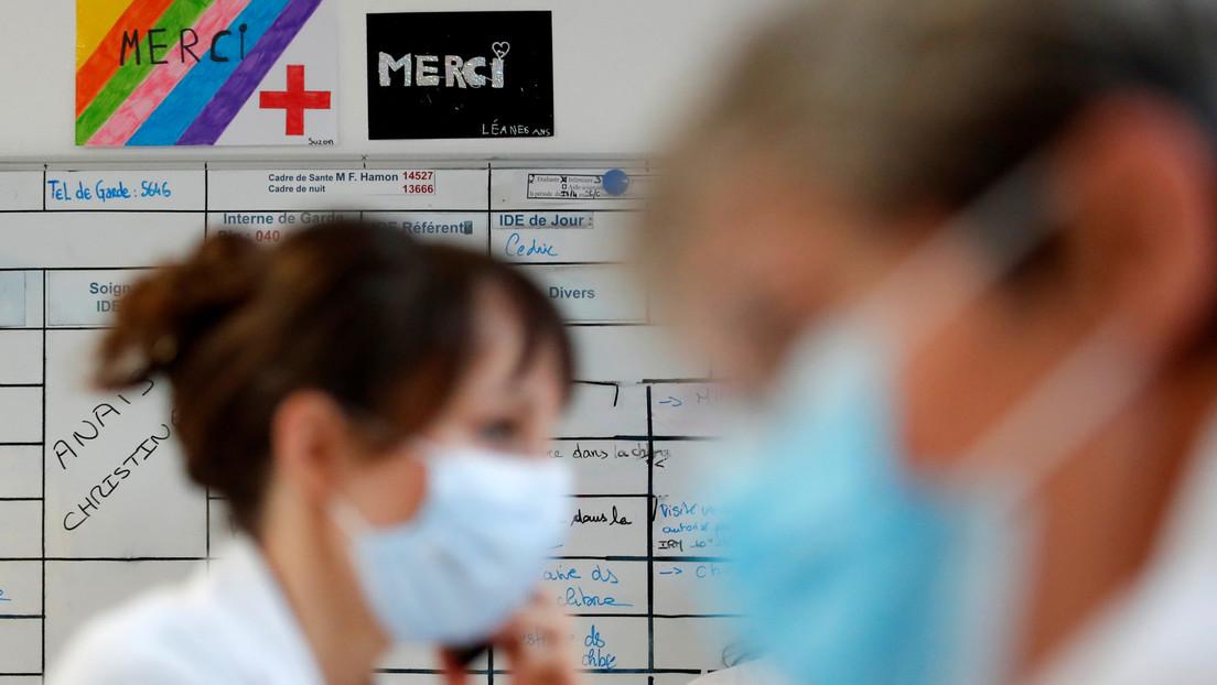 Un estudio constata que la mayoría del personal hospitalario con covid-19 desarrolla anticuerpos contra el virus
