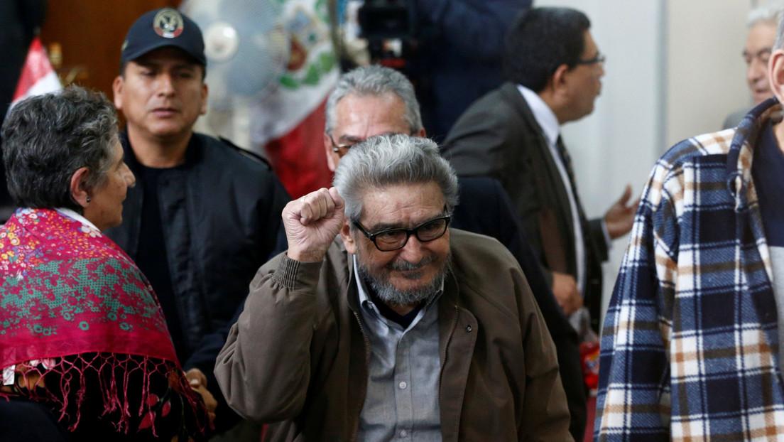 Perú: Aceptan un recurso que pide liberar al fundador de la guerrilla Sendero Luminoso por riesgo de contraer el covid-19