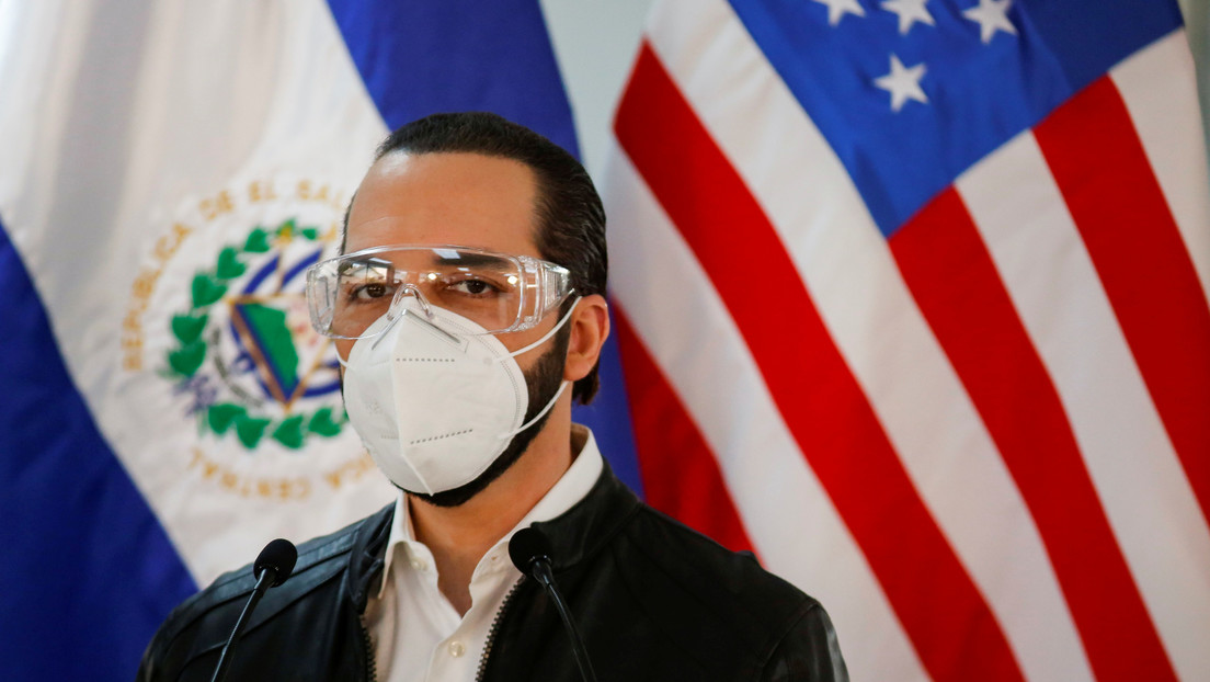 """Bukele afirma que toma hidroxicloroquina de modo profiláctico contra el covid-19 como """"la mayoría"""" de líderes mundiales"""
