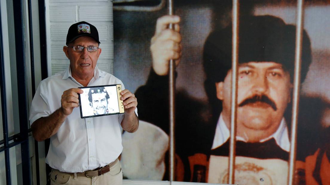 Demanda hermano de Pablo Escobar a Apple por 2 mil 600 mdd