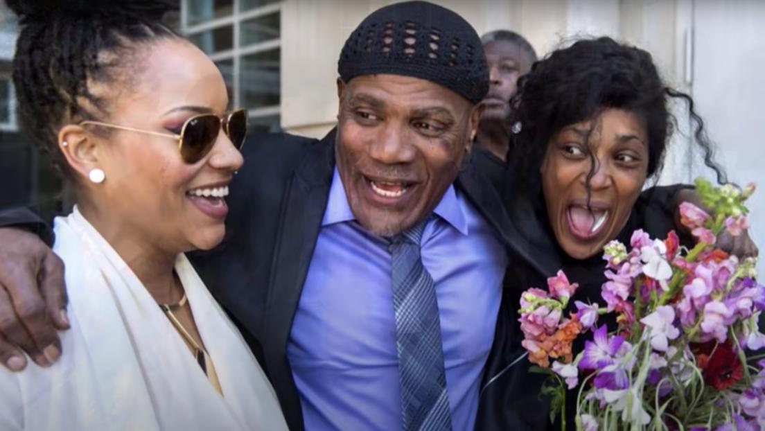 Pasó 37 años en prisión por un crimen que no cometió y ahora arrasa en 'America's Got Talent'