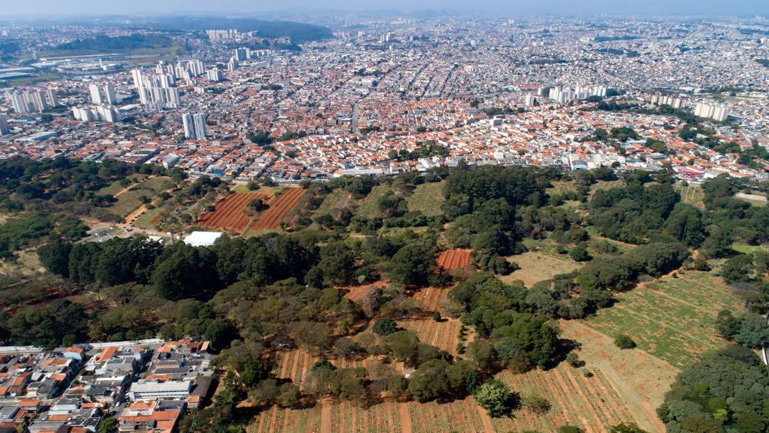 Sao Paulo anuncia la reapertura gradual de la economía a partir del 1 de junio