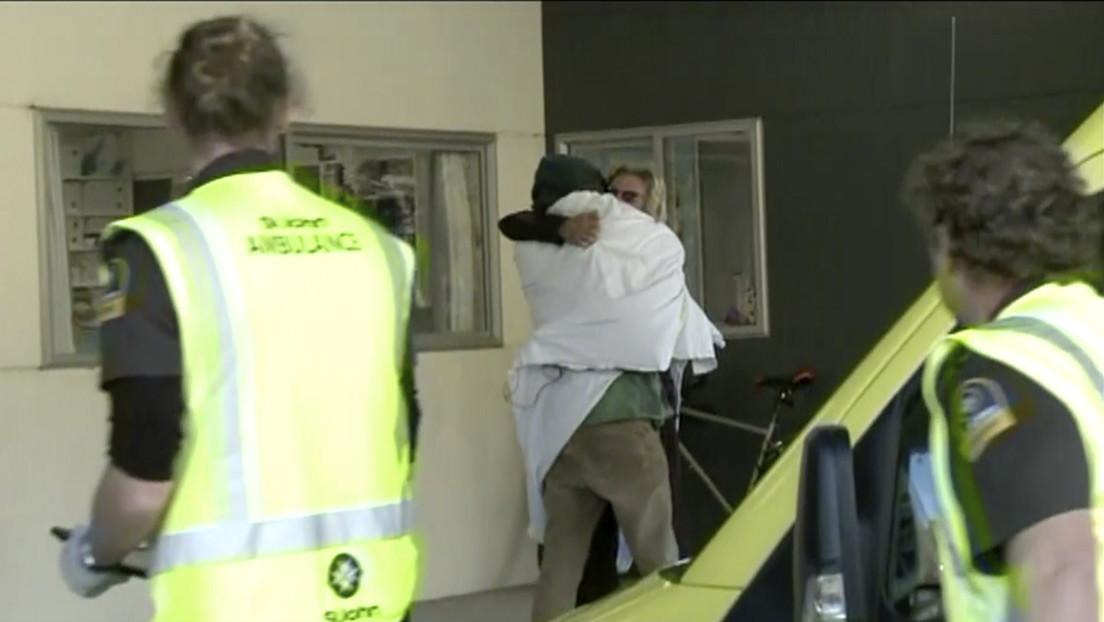 Encuentran vivos a dos excursionistas que permanecieron 19 días desaparecidos en Nueva Zelanda