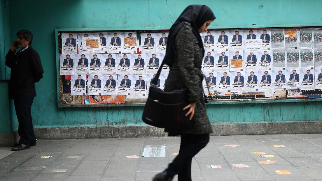 """El brutal """"asesinato por honor"""" de una adolescente provoca rechazo en Irán y Rohaní exige leyes más estrictas"""