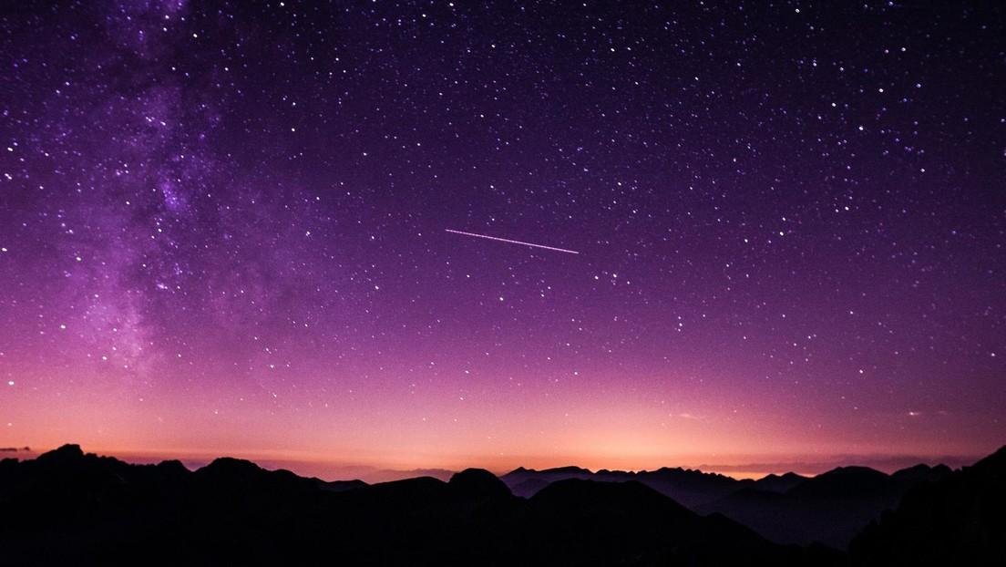 VIDEOS: Un posible meteoro explota en el cielo de Turquía