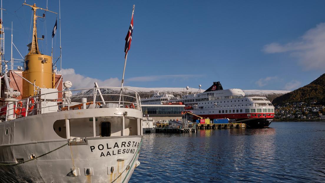 """""""No se atreven a decir 'no' a EE.UU."""": fuerzan a un municipio de Noruega a recibir submarinos nucleares de la OTAN"""