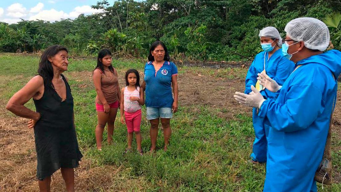 El coronavirus se propaga entre las poblaciones indígenas de la Amazonía ecuatoriana, que ya registran 185 casos y 10 fallecidos