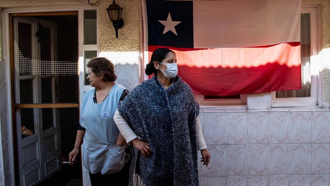 Chile registra 49 nuevos fallecidos por coronavirus, la cifra más alta desde el inicio de la pandemia