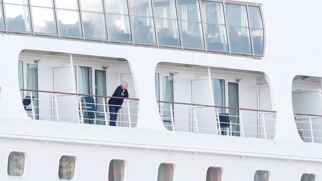 """Un estudio realizado en un crucero aislado en la Antártida alerta de la infección """"silenciosa"""" del coronavirus"""
