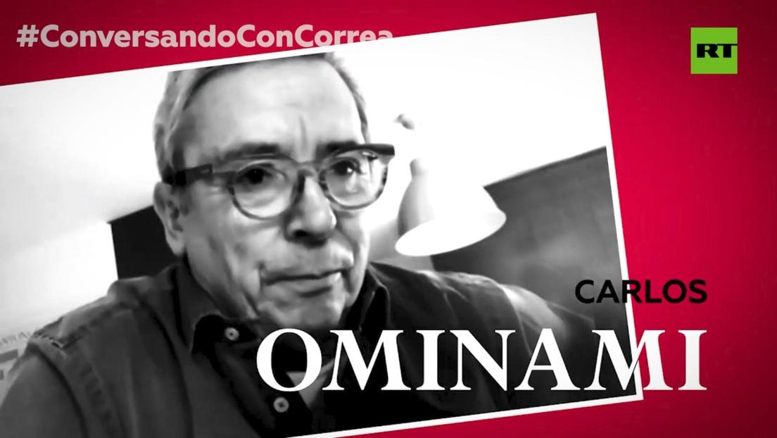 """Carlos Ominami a Correa sobre la economía en la pospandemia: """"La recesión puede adquirir características de gran depresión"""""""