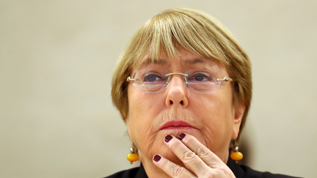 Bachelet insta a EE.UU. a tomar medidas por el asesinato de George Floyd