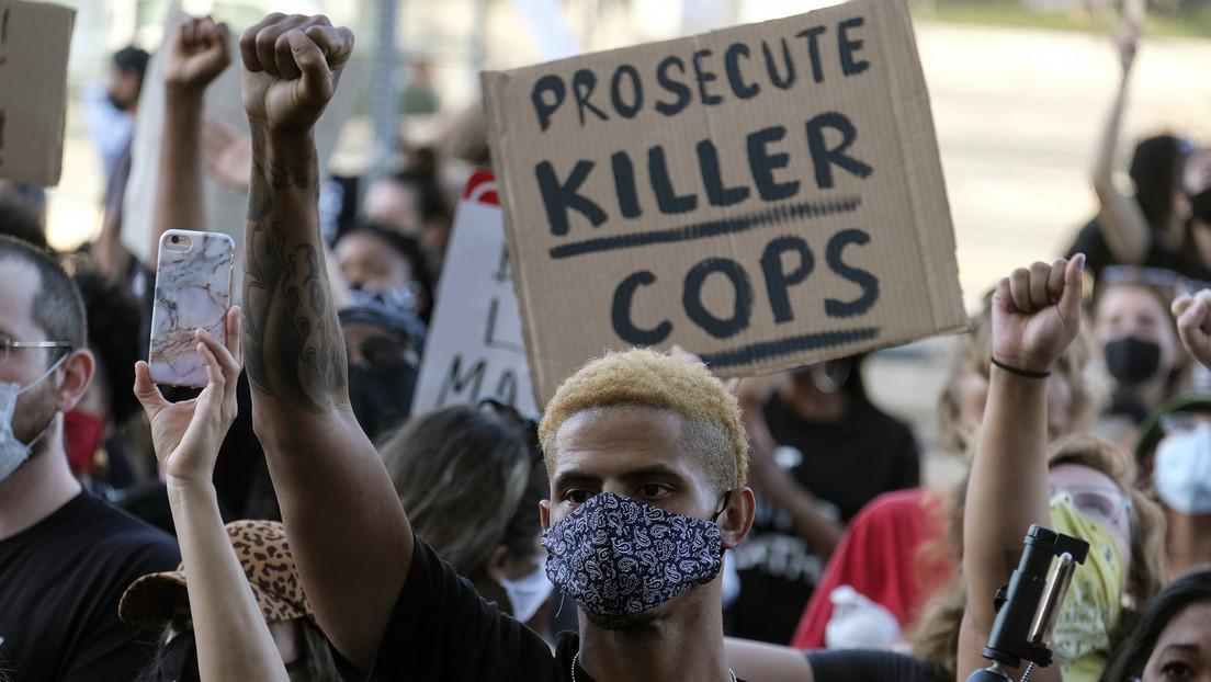 """Un alcalde de Misisipi no ve """"nada irracional"""" en la actuación del policía que mató a George Floyd"""