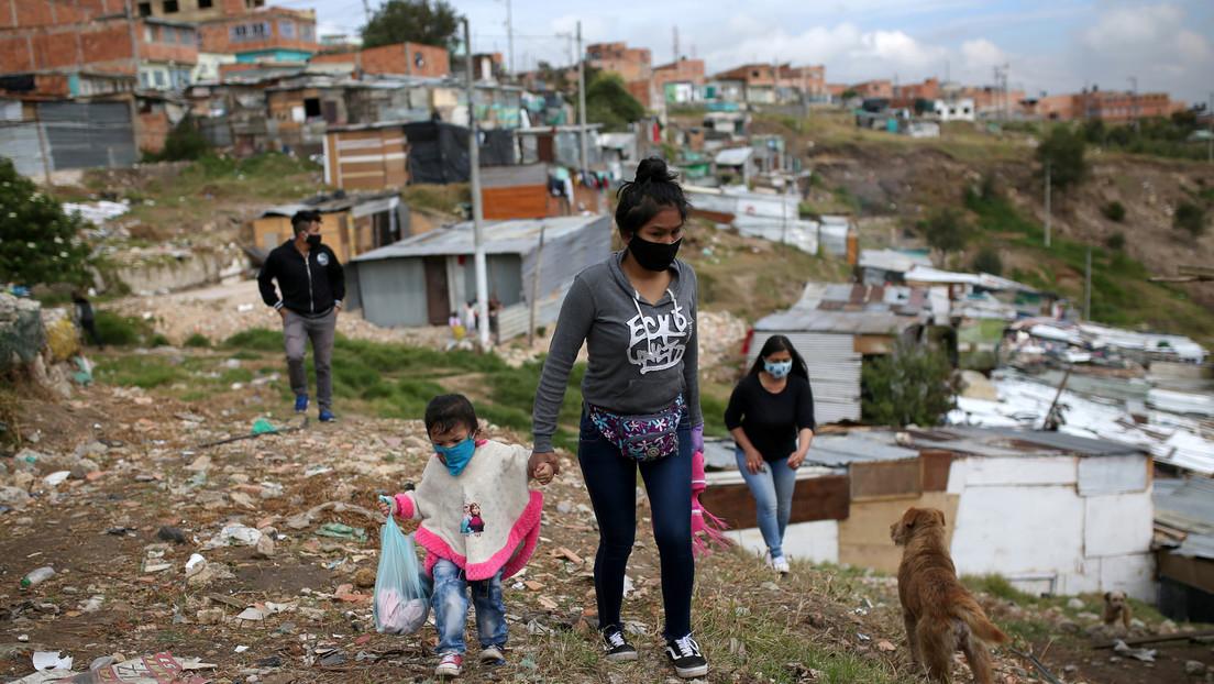 Colombia rebasa los 25.000 casos confirmados de coronavirus y suma 822 muertes