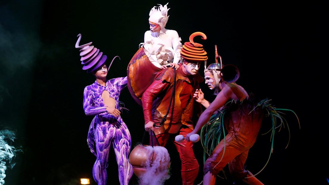 200 millones de dólares en ayuda estatal le ponen malla de salvamento al Cirque du Soleil
