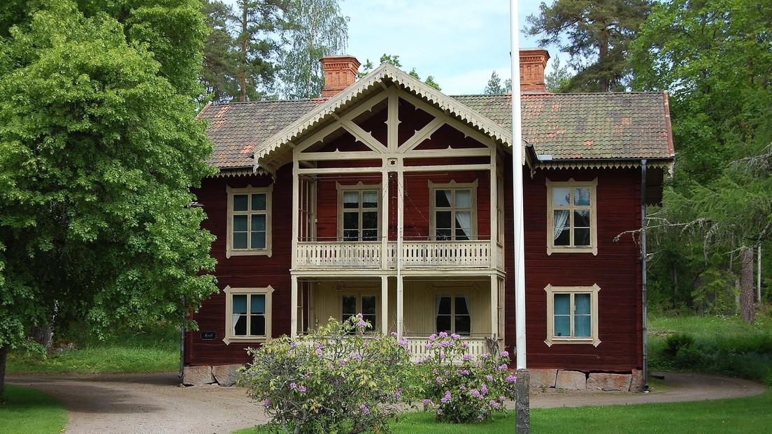 Ponen a la venta una aldea entera en Suecia - RT