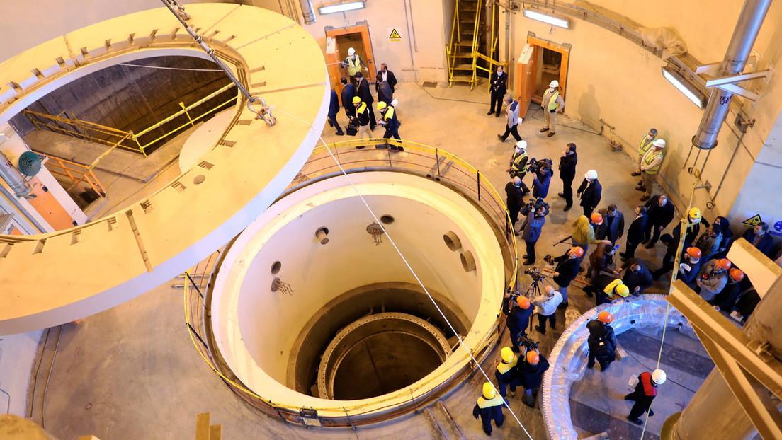 Irán promete continuar el desarrollo nuclear pese a las sanciones de EE.UU.