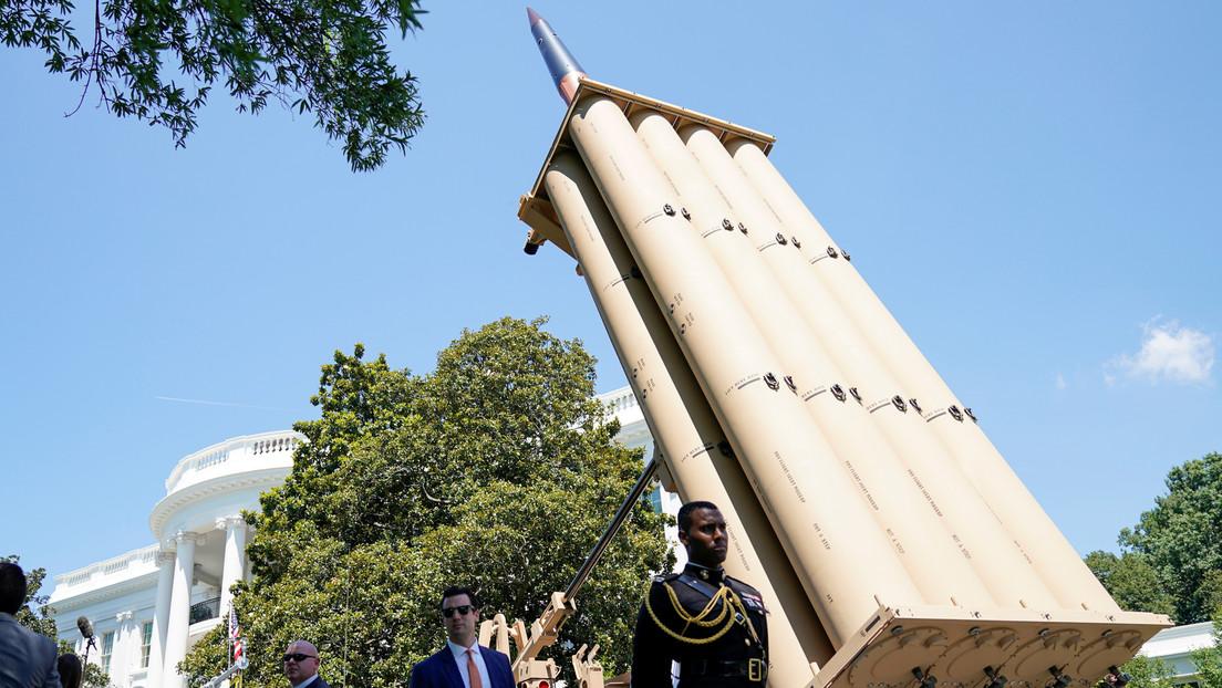 """China se opone """"firmemente"""" a la presencia del sistema de defensa antimisiles estadounidense THAAD en Corea del Sur"""
