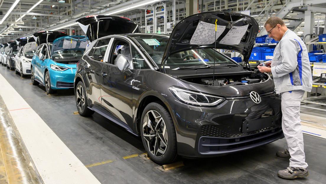 Volkswagen invertirá 2.200 millones de dólares en el sector de vehículos eléctricos de China
