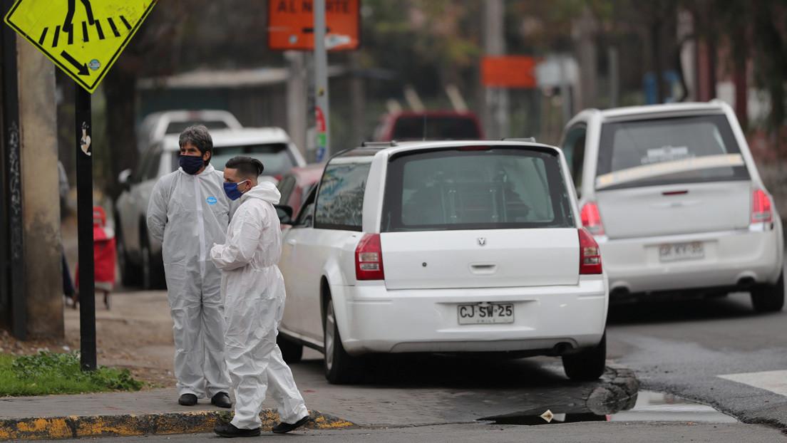 Hubo 54 muertos en un día en Chile — Coronavirus