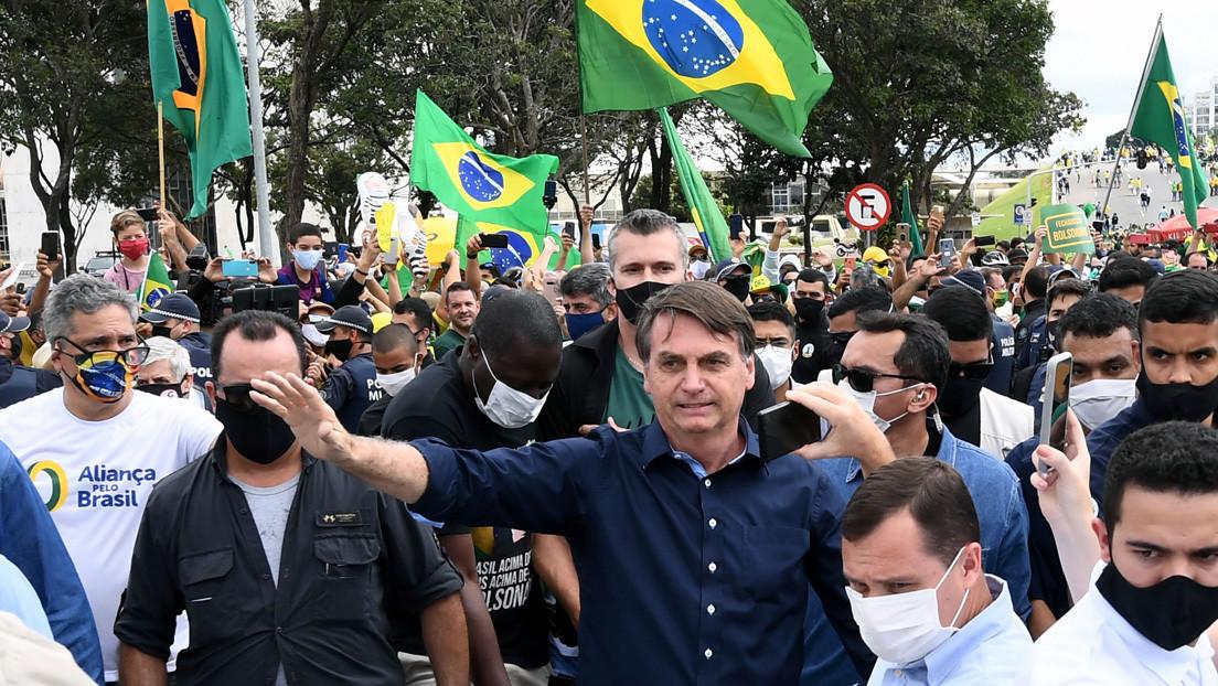 Principales medios de Brasil dejarán a cubrir la residencia presidencial por sentirse amenazados por los seguidores de Bolsonaro