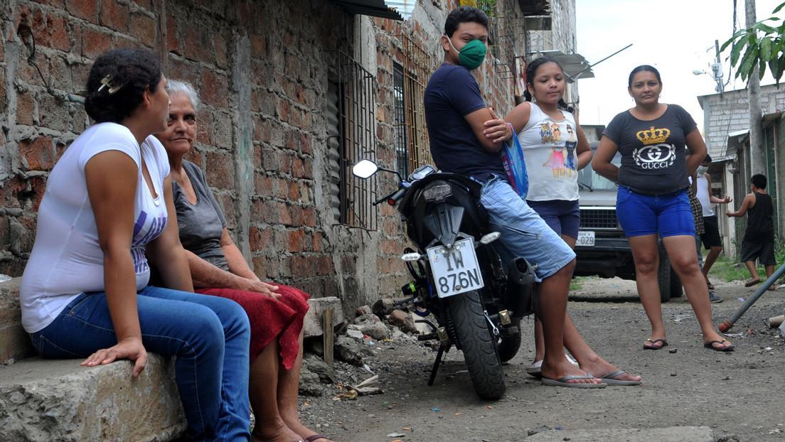 Coronavirus en Ecuador: suben a 38.571 los contagios y hay 5.463 fallecidos, entre confirmados y probables