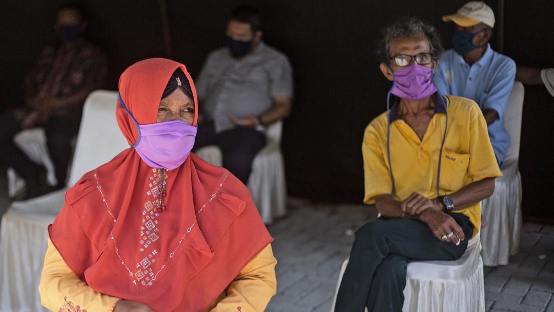 """""""El coronavirus es como tu esposa"""": Critican a un ministro de Indonesia por sus comentarios sexistas"""